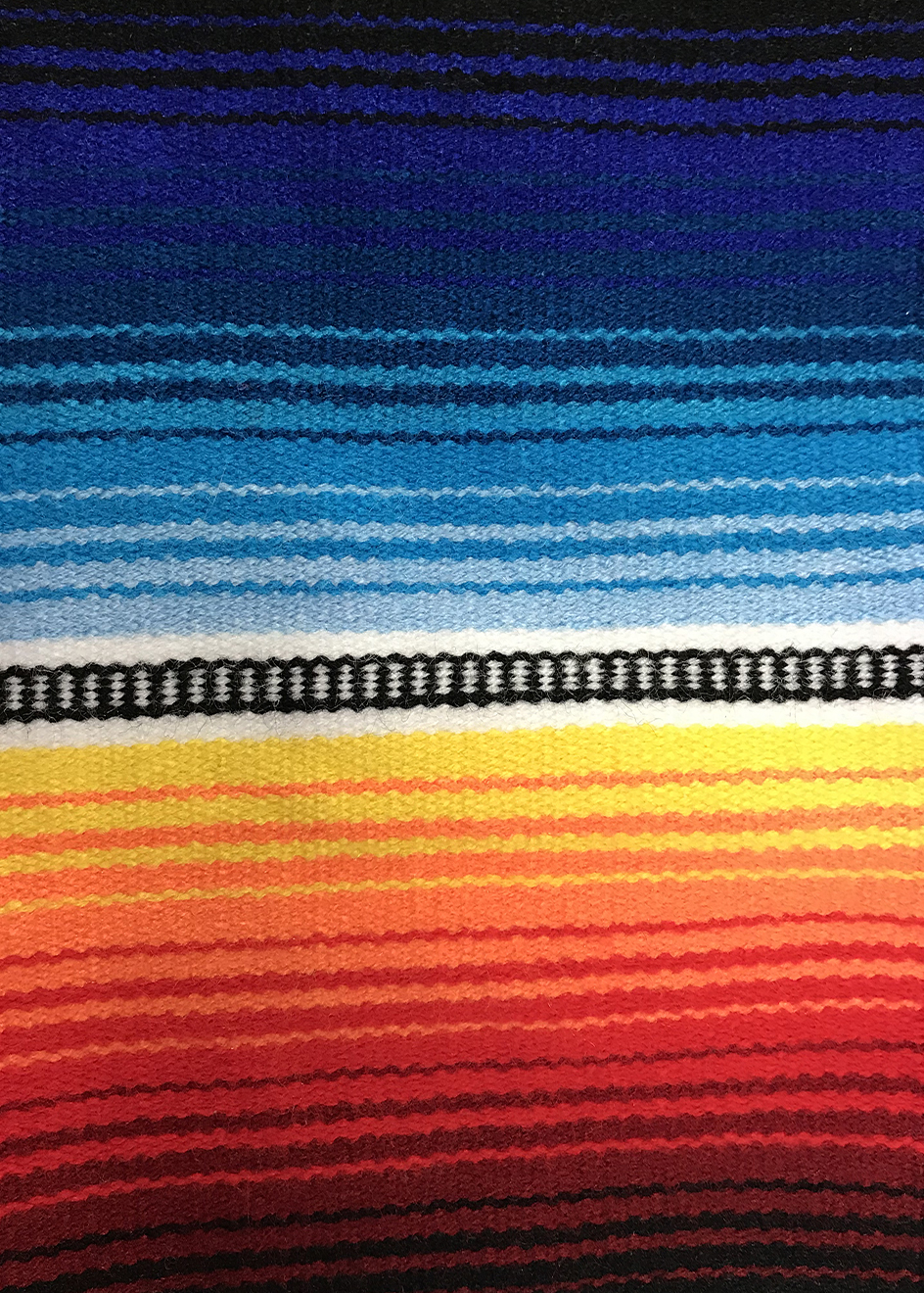 Latino Hispanic Kente Pattern