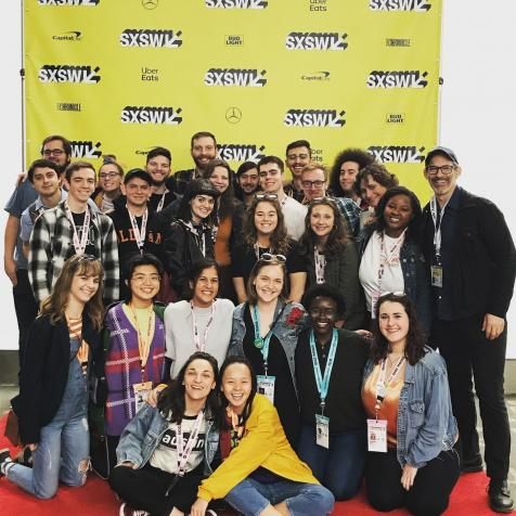 Media Arts & Studies students attend SXSW, will host information panels in April