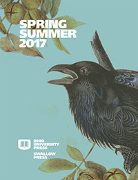 Spring Summer 2017 Ohio Press Catalog Cover