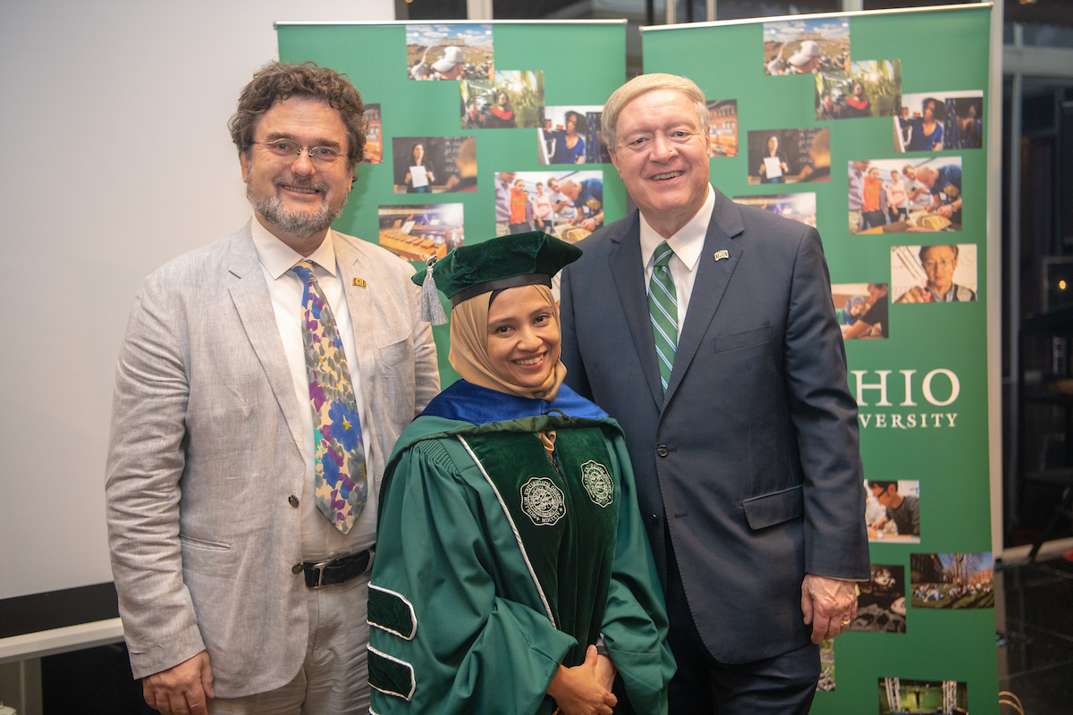 Ohio University Alumni Event in Malaysia in December 2018