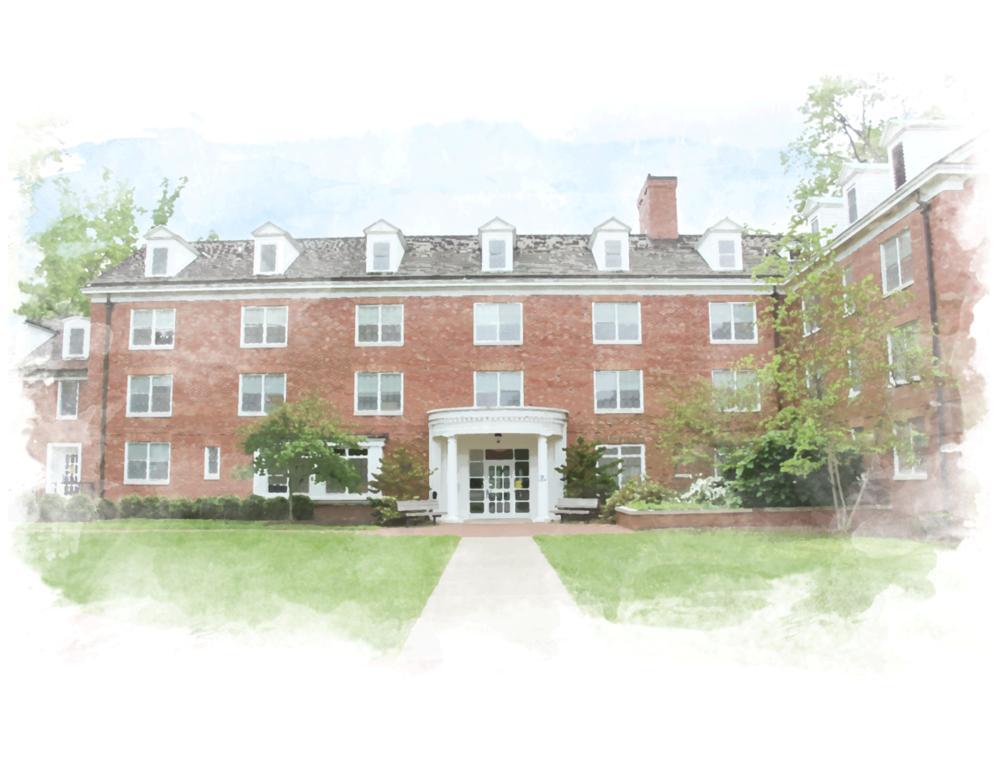 East Green Hall Namesakes Ohio University