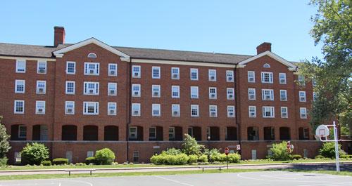 Brown Hall Residence Hall Profile Ohio University