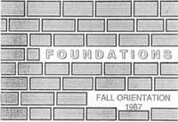 Brick foundation