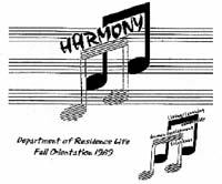 Harmony theme graphic