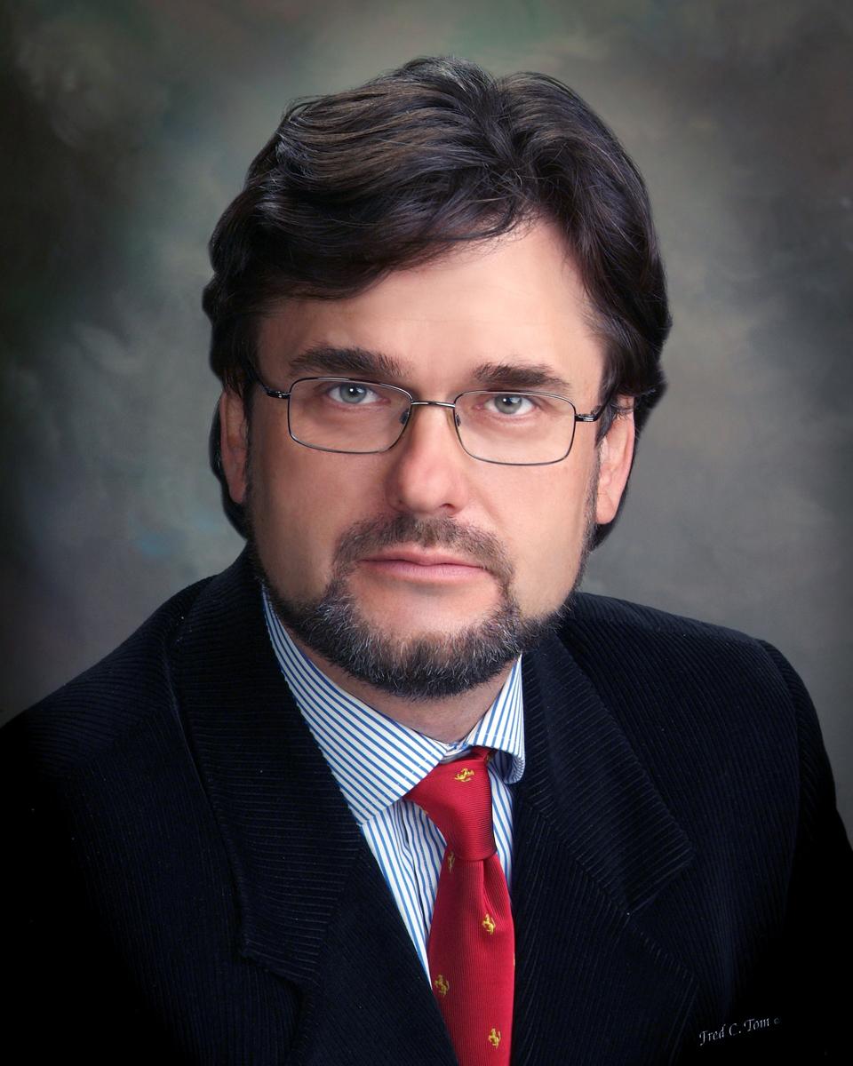 Portrait of Srdjan Nesic