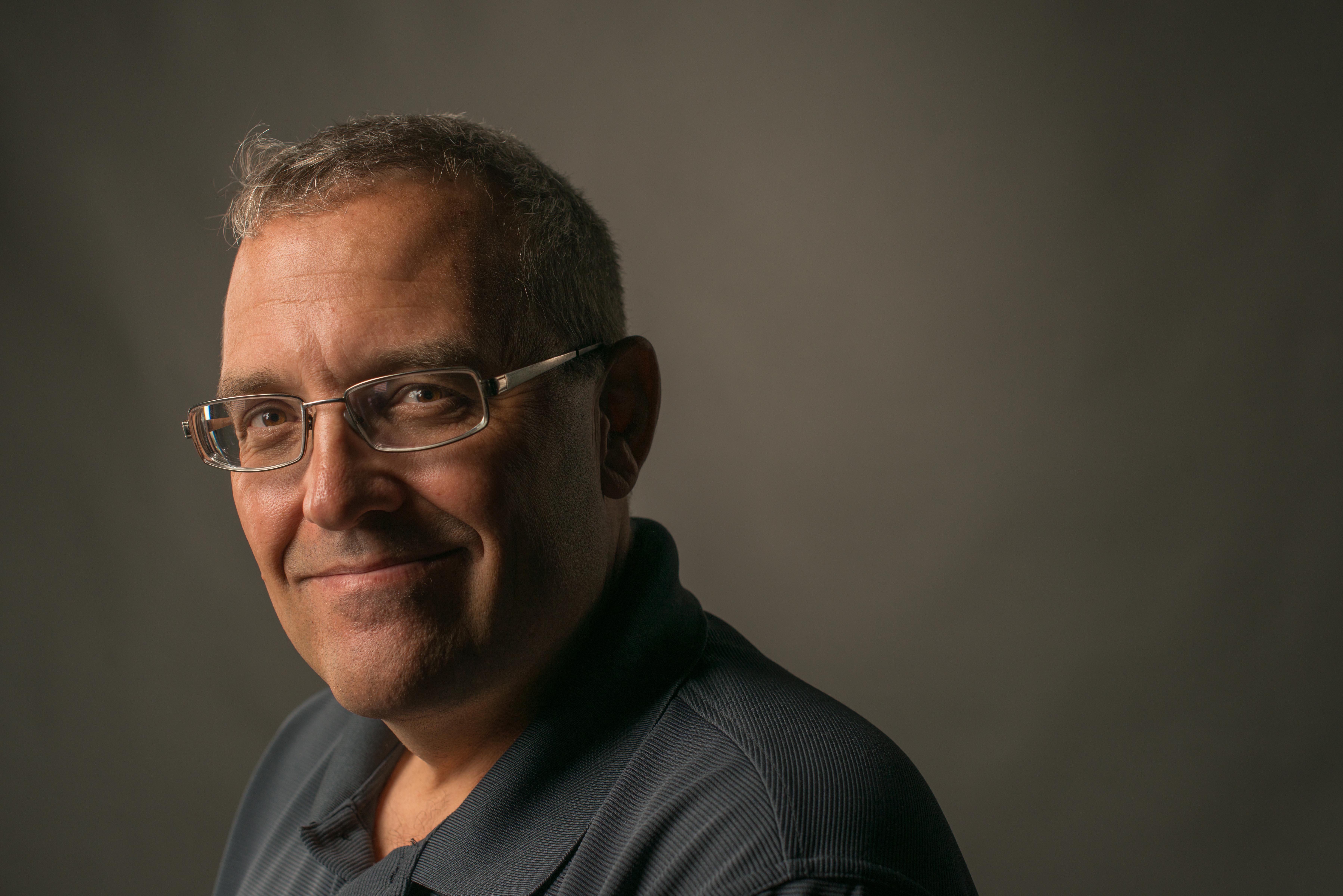 Portrait of Todd Fredricks
