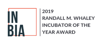 inBia | 2019 Randall M. Whaley Incubator of the Year Award.