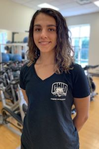 Personal Trainer: Brittney Ward