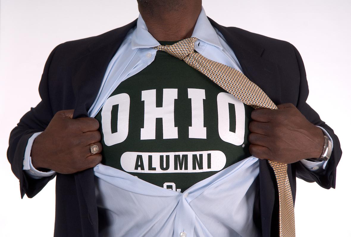 Welcome to Ohio University