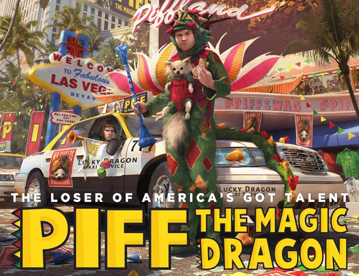 PIFF The Magic Dragon