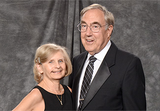Dr. Charles R. Stuckey and Marilyn Stuckey, Jr.