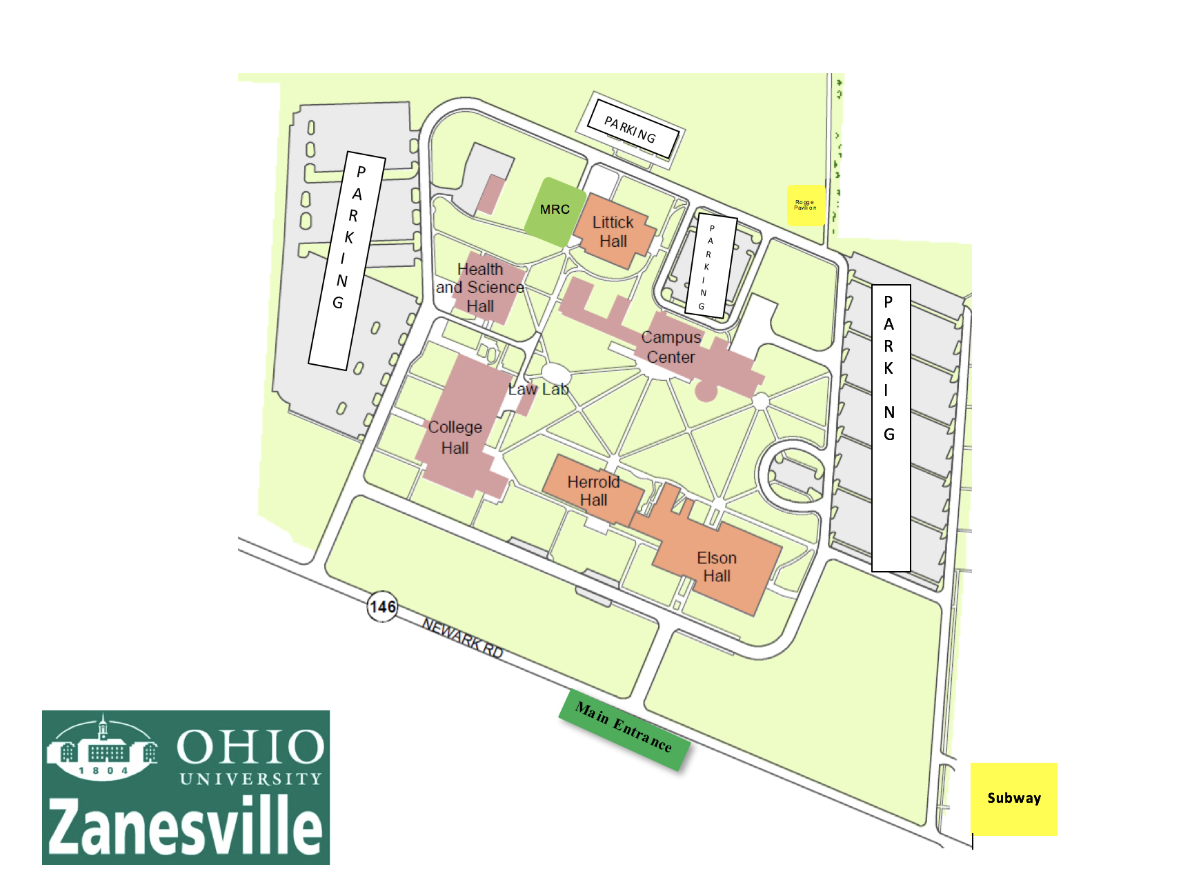 osu newark campus map Ohio State University Newark Academic Calendar لم يسبق له مثيل osu newark campus map