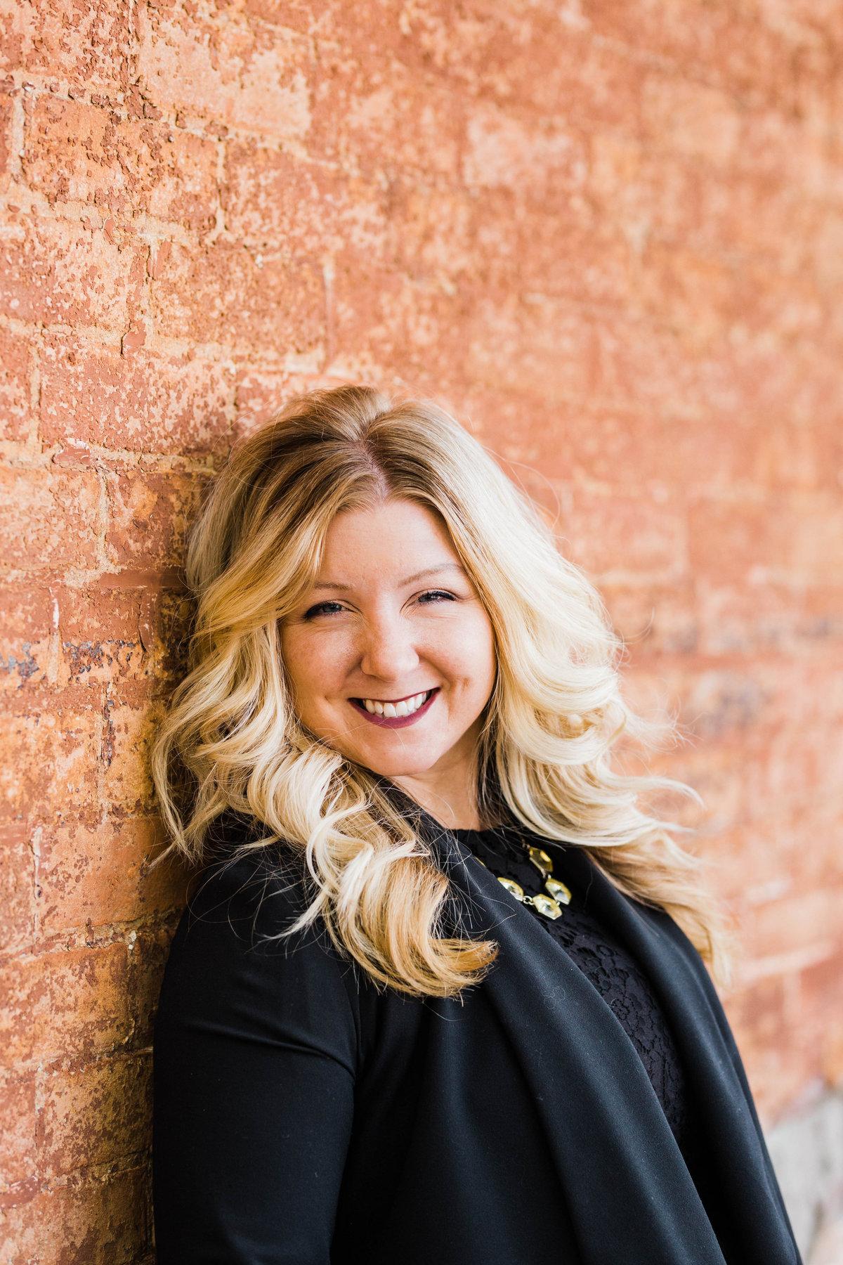 Portrait of Katie L. Schacht