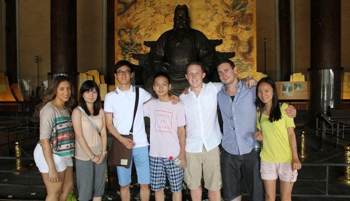 Chinese Language Group photo 2013