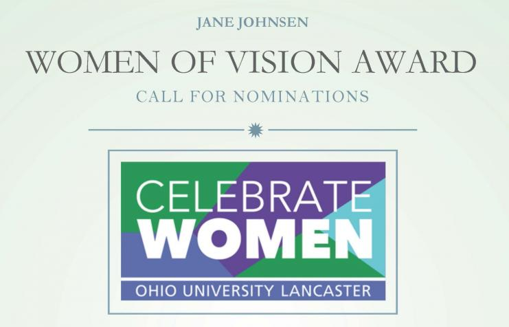 Call for Nominations: Jane Johnsen Women of Vision Award