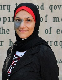 Photo of Samar Elkahlout