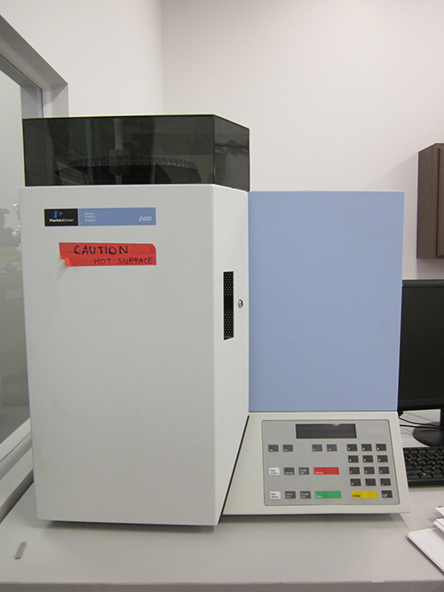CHNS/O Analyzer