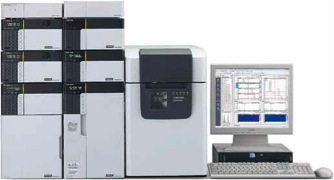 Shimadzu Dual Pump HPLC with Fraction Collector