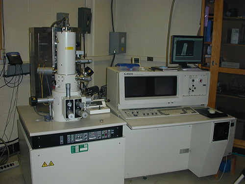Field Emission Electron Microscope
