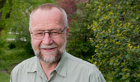 Portrait of Winfried Just