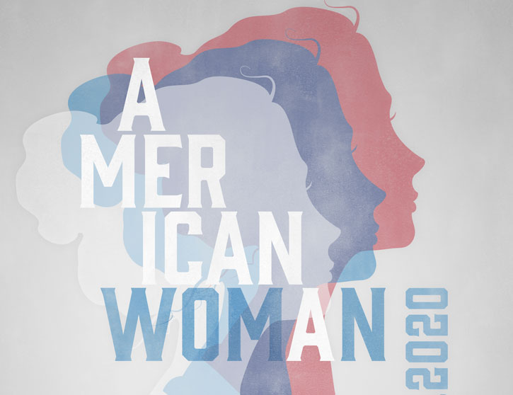 American(a) Woman image