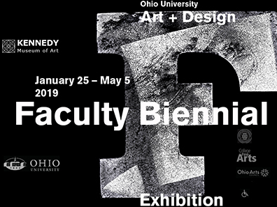 School of Art + Design Faculty Exhibition