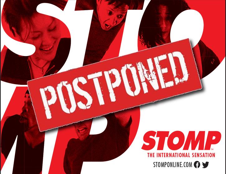 STOMP - postponed image
