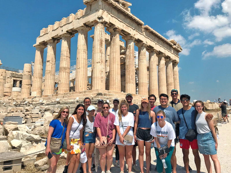 Athens Group Essential Europe
