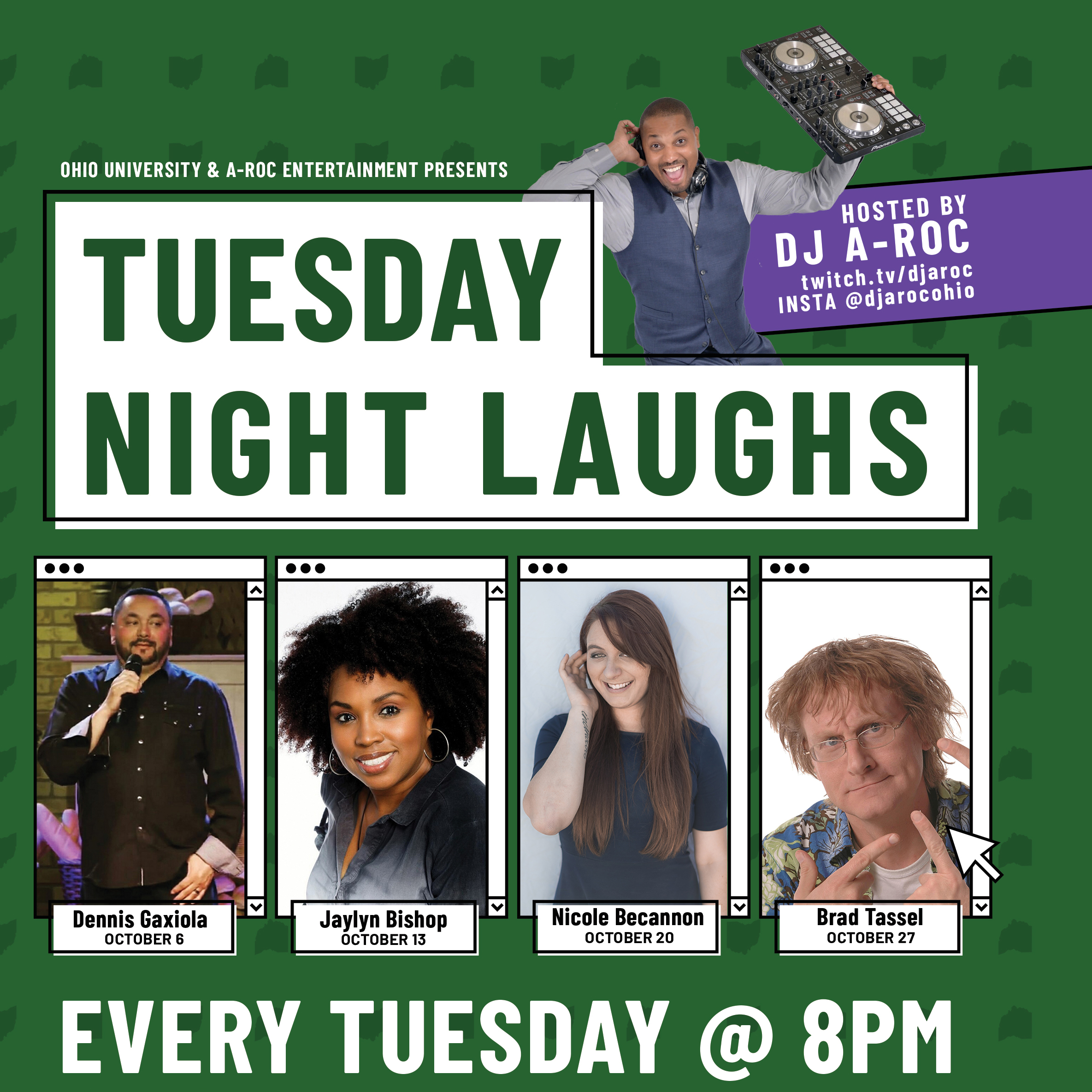 October Tuesday Night Live image