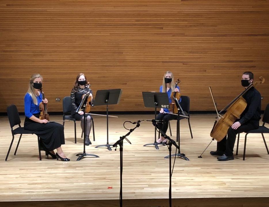Klinder String Quartet image