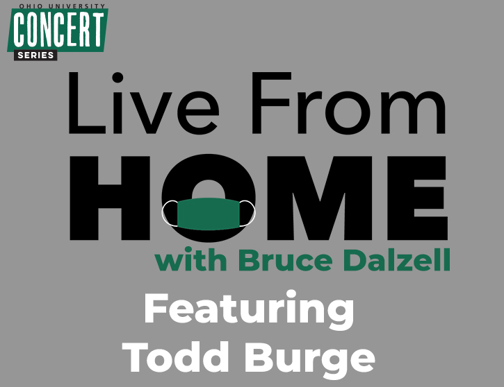 Live From Home - Todd Burge