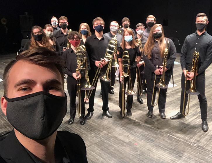 Trombone Choir Image