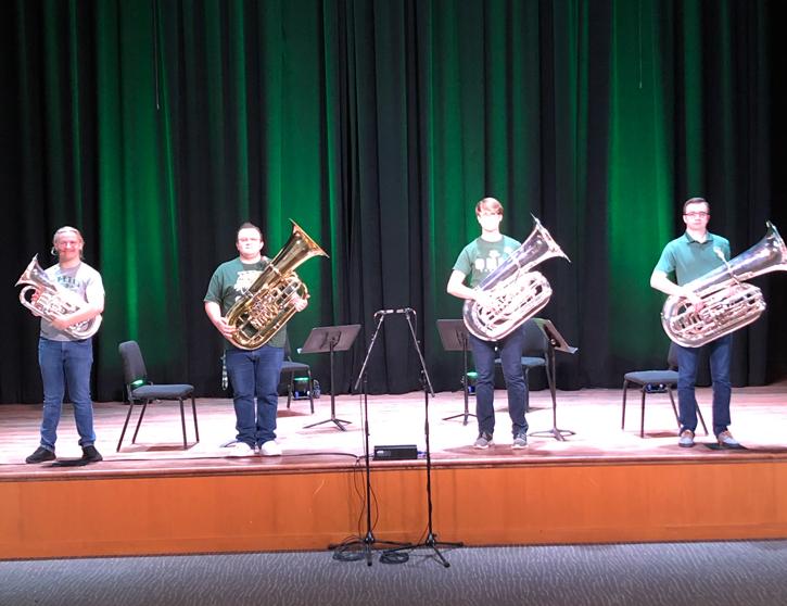 Tuba-Euphonium Quartet 2