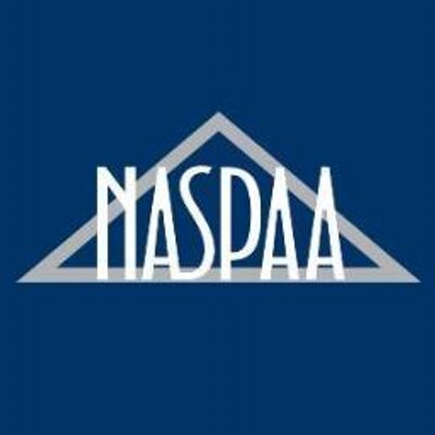 Network of Schools of Public Policy, Affairs, and Administration (NASPAA) Logo