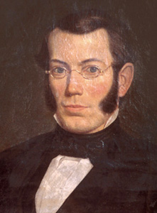 Alfred Ryors Portrait
