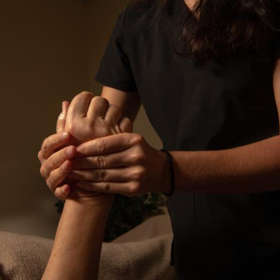 30 Minute Massages are ideal for targeted body work such as hands or neck