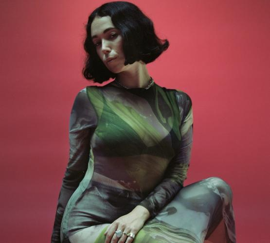 Kelly Lee Owens publicity photo