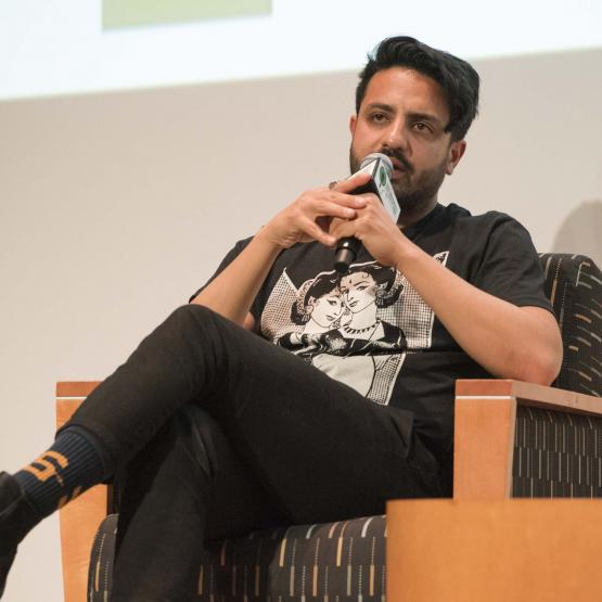Young the Giant lead singer Sameer Gadhia discusses their most recent tour