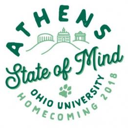 Athens State of Mind. Ohio University. Homecoming 2018