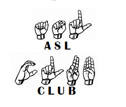 ASL Club Logo