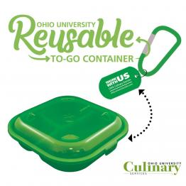 Reusable To-Go Container | Ohio University