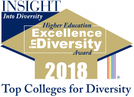 2018 Higher Education Excellence in Diversity Award Logo