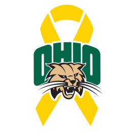 Ohio University yellow ribbon