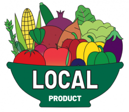 Culinary Local Product Logo