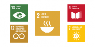 Food-related SDGs