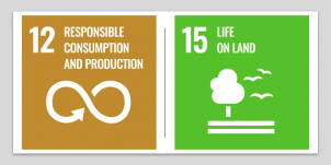 Grounds-related SDG icons
