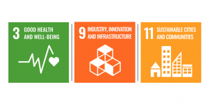 Transportation-related SDGs