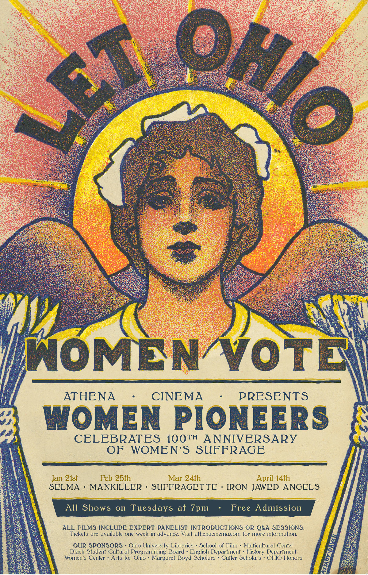 Athena Cinema Women Pioneer
