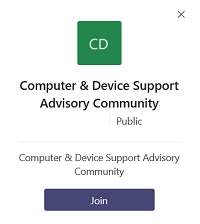 computer device support join graphic