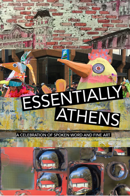 Essentially Athens Book Cover